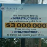 infrastructure-spending-sign