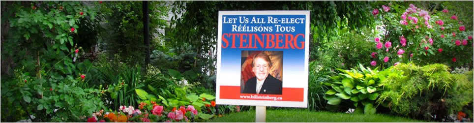 Réelisons tous STEINBERG