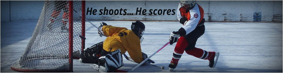 He Shoots... He Scores
