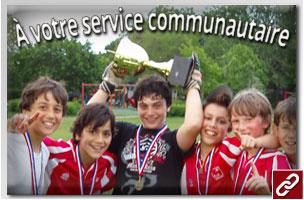 À votre service communautaire