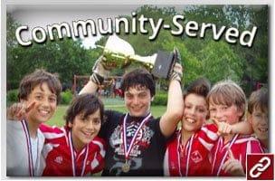 COMMUNITY-SERVED