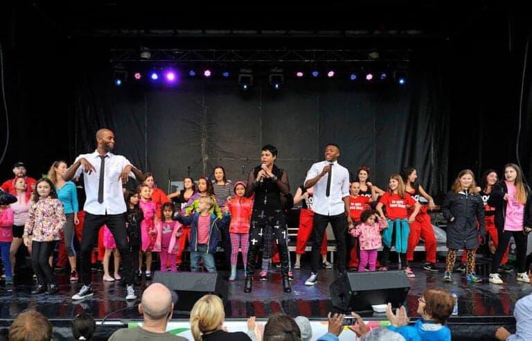 Concert du centenaire de Hampstead