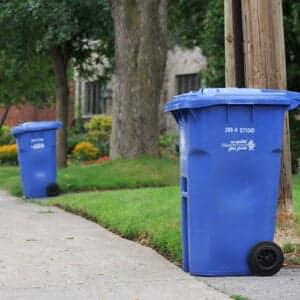 Hampstead Recycling Bins